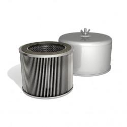 Zračni filter s integriranim prigušivačem buke FT.332.230P za puhala